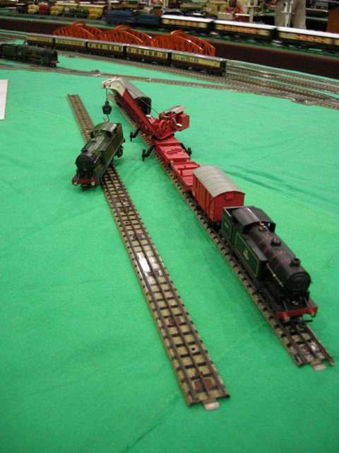 Hornby Dublo Breakdown set