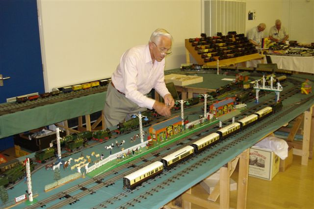 Hornby GWR O-gauge locos and stock