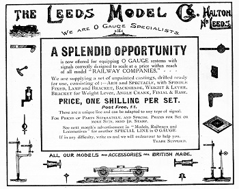 Leeds 1915 February Advertisement