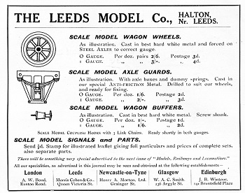 Leeds 1915 April Advertisement