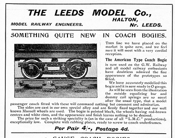 Leeds 1915 December Advertisement