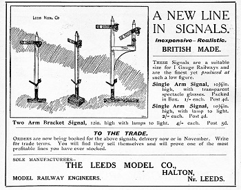 Leeds 1916 June Advertisement