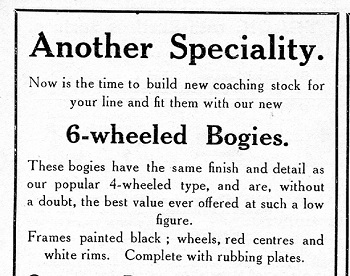 Leeds 1917 February Advertisement