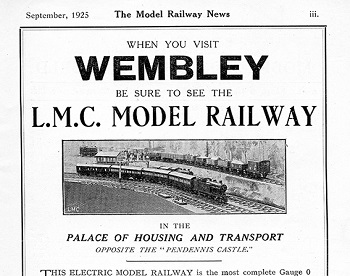 Leeds 1925 September Advertisement