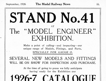 Leeds 1926 September Advertisement