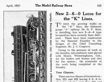Leeds 1927 April Trade News