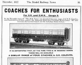 Leeds 1927 December Advertisement