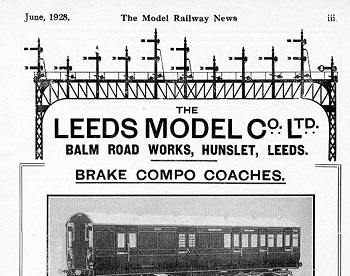 Leeds 1928 June Advertisement