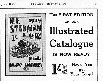 Leeds 1929 June Advertisement