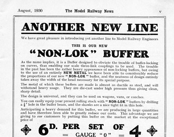 Leeds 1930 August Advertisement