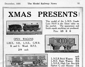 Leeds 1931 December Advertisement