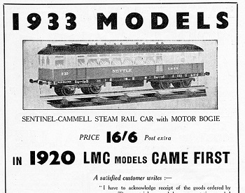 Leeds 1933 September Advertisement