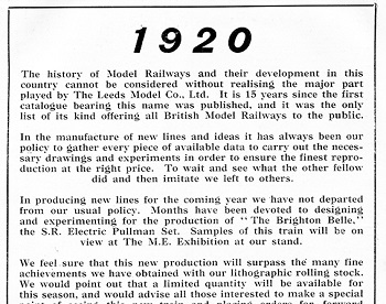 Leeds 1934 September Advertisement