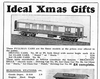 Leeds 1934 December Advertisement