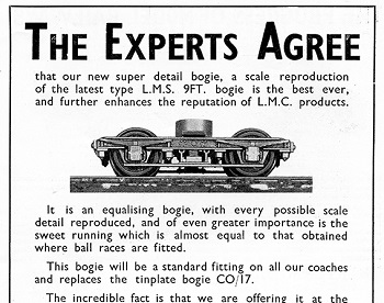 Leeds 1936 November Advertisement