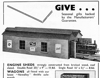 Leeds 1936 December Advertisement