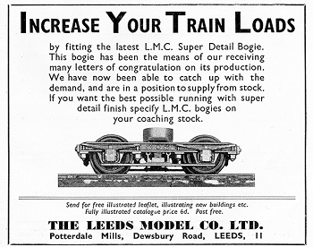 Leeds 1937 February Advertisement