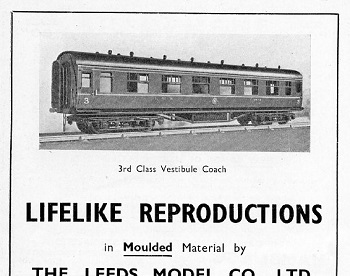 Leeds 1939 April Advertisement