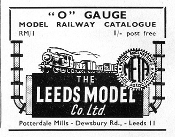 Leeds 1946 July Advertisement