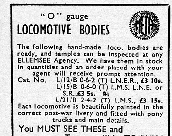 Leeds 1947 June Advertisement