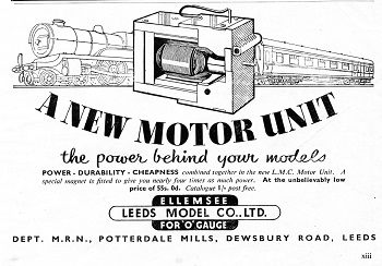Leeds 1951 September Advertisement