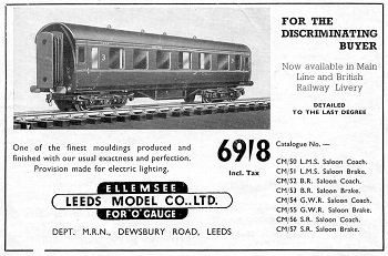 Leeds 1952 February Advertisement