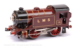 No. 1 Special Tank (LMS red)