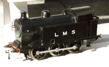 Walker-Fenn locomotive