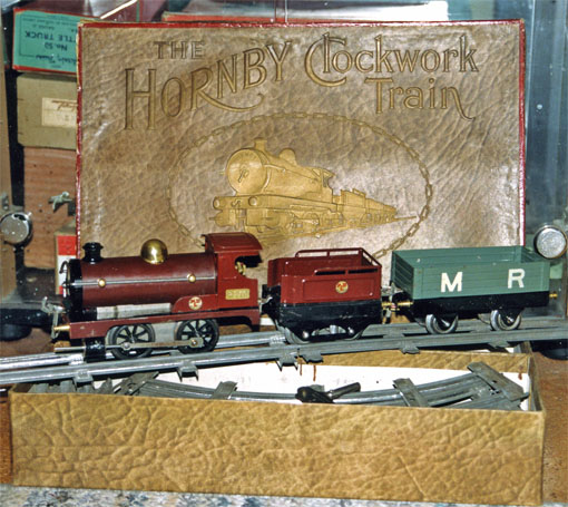 Hornby MR set