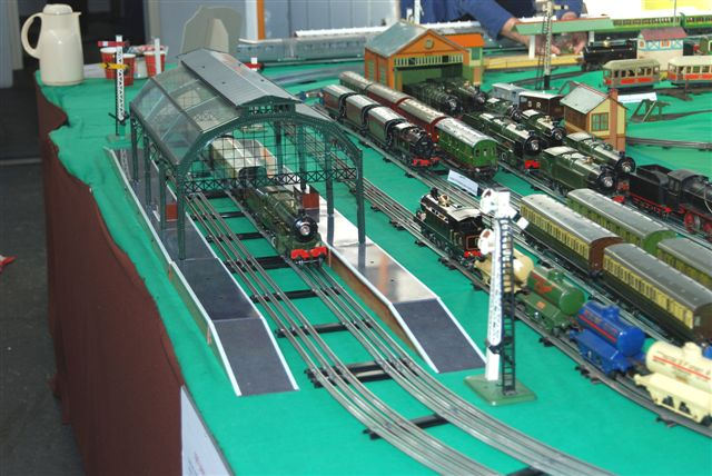 ACE Trains Canopy