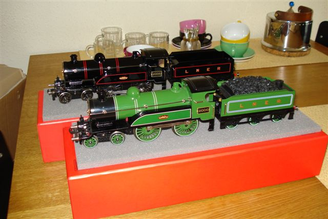 Ace Trains E/3 loco