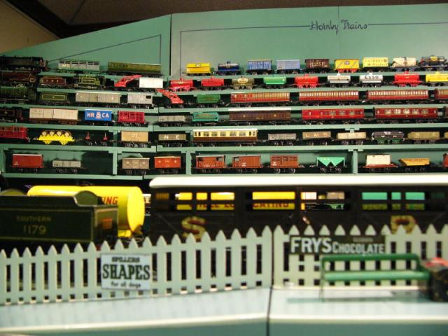 O-gauge layout