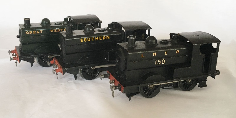 Leeds 0-4-0 Standard Saddle Tank Locomotives