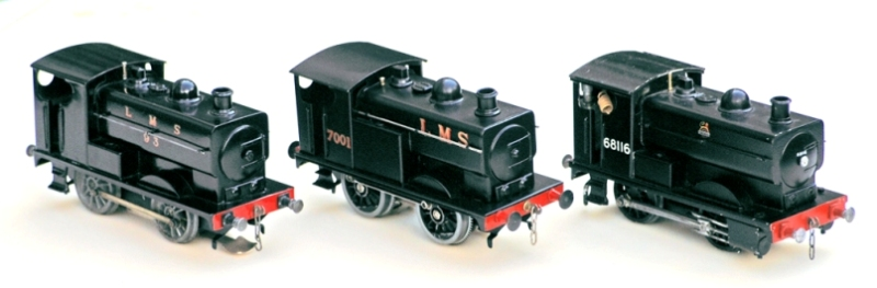 Leeds and Stronlite 0-4-0 Standard Saddle Tank Locomotives