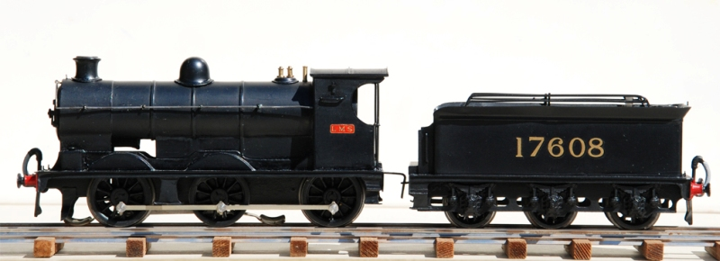 Leeds 0-6-0 LMS Goods Locomotive