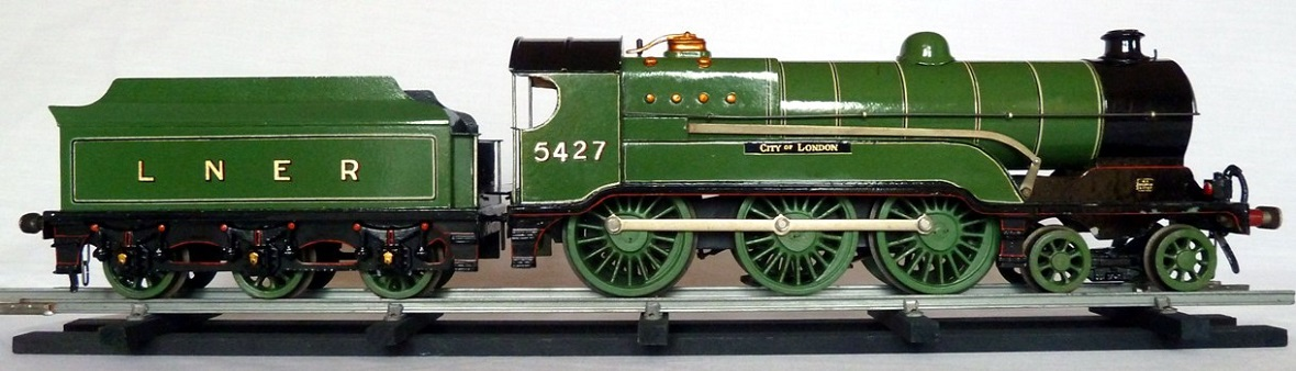 Leeds 4-6-0 LNER Express Locomotive City of London