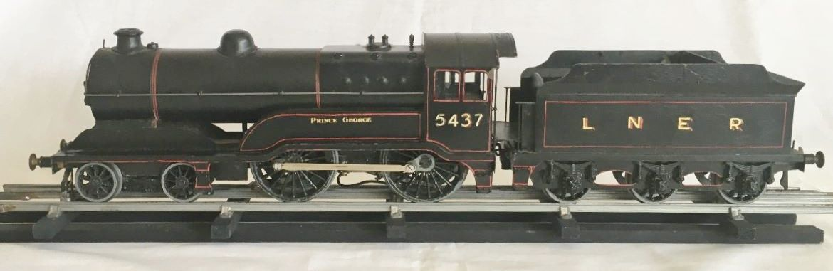 Leeds 4-4-0 LNER Express Locomotive Price George