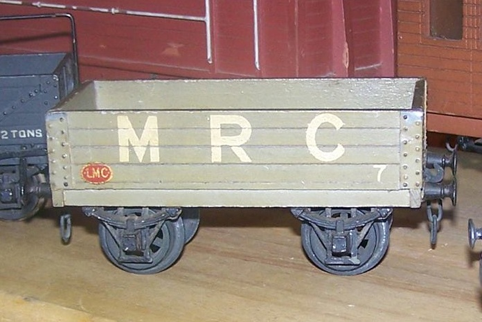 Leeds Type B MRC Open Wagon