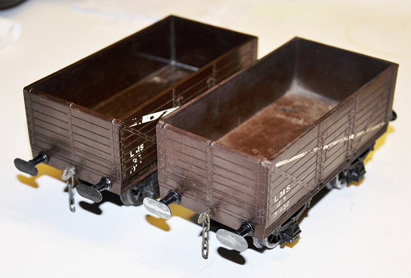 Leeds True Scale Bakelite Open Wagon