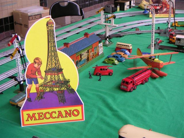 Meccano and Dinky Toys